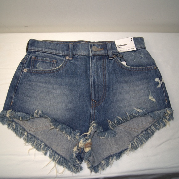 3f698453eb Express Shorts | Super High Waisted Cutoff Cheeky | Poshmark
